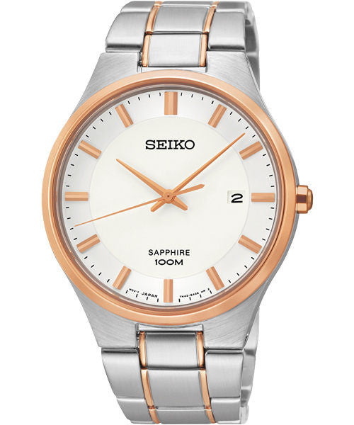 Seiko Dress SGEH34 Watch (New with Tags)