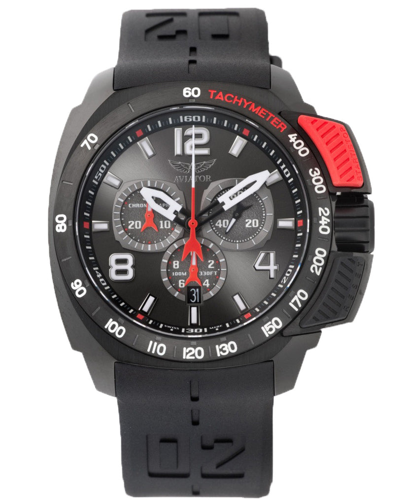 Aviator Professional Quartz P21550896 Watch (New with Tags)