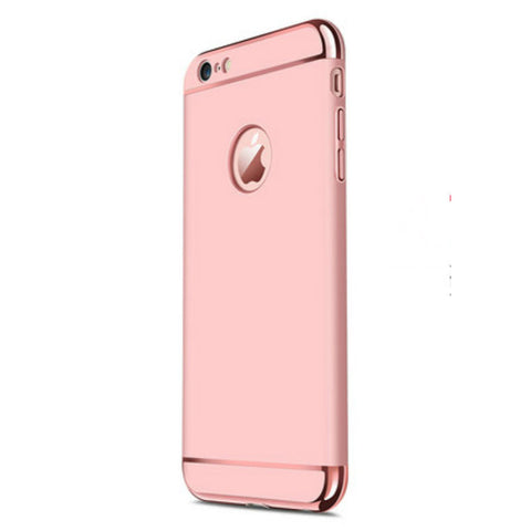 Hard Shell Case 5.5 inch for iPhone 6/6s Plus (Pale Steel Film)