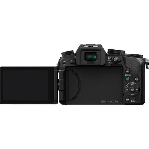 Panasonic Lumix DMC-G7 Body Black Mirrorless Digital Camera