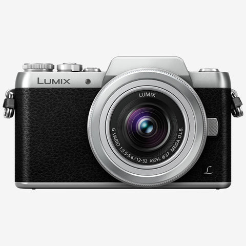 Panasonic Lumix DMC-GF8K with 12-32mm Kit Lens (Black Silver)