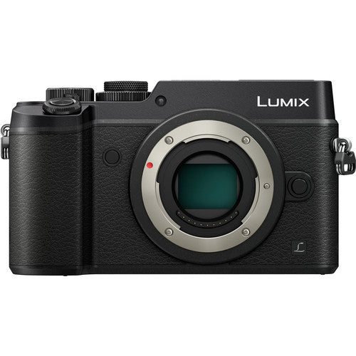 Panasonic Lumix DMC-GX8 Body Black Mirrorless Digital Camera