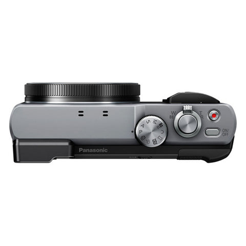 Panasonic Lumix DMC-TZ80/ZS60 Silver Digital Camera