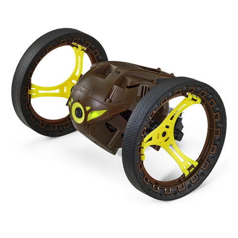 Parrot MiniDrones Jumping Sumo Robot Brown