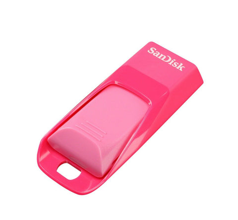SanDisk Cruzer Edge SDCZ51-008G 8GB Pink USB Flash Drive