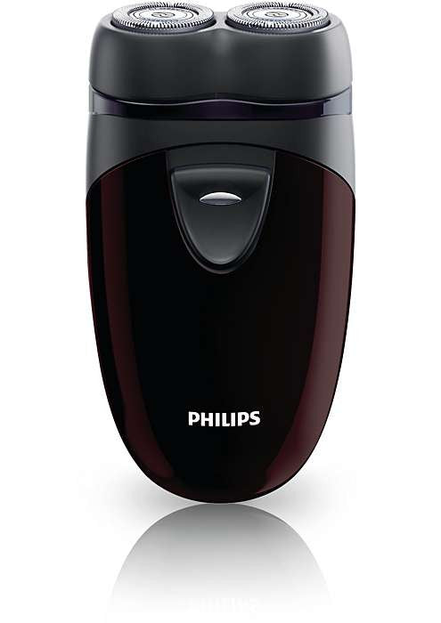 Philips Travel PQ206/18 Electric Rechargeable Shaver