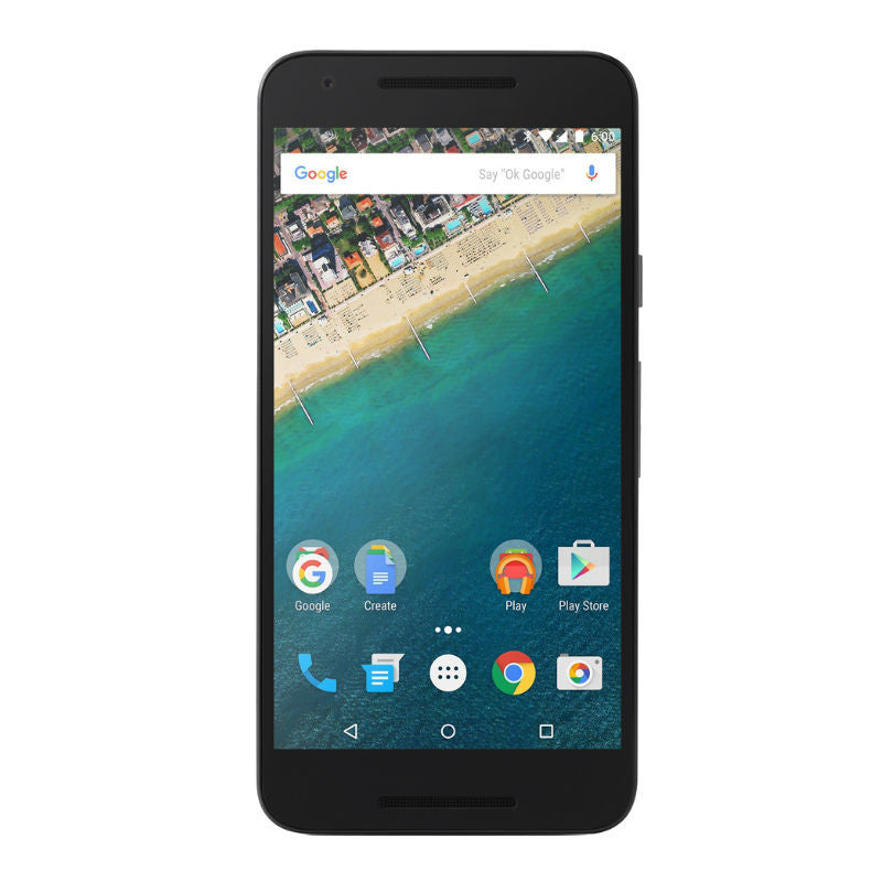 LG Nexus 5X 32GB 4G LTE Black Carbon (H791) Unlocked