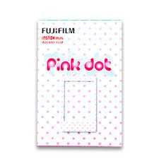 Fuji Mini Film (Pink Dot) Photo Paper