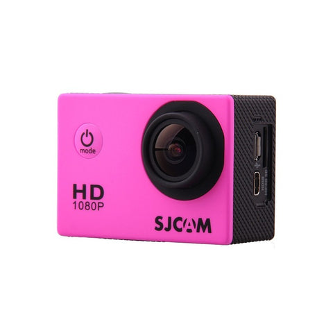 SJCAM SJ4000 1080p Full HD DVR Action Sport Camera Pink