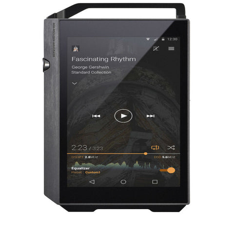 Pioneer Digital Audio Play XDP-100R-K (Black)
