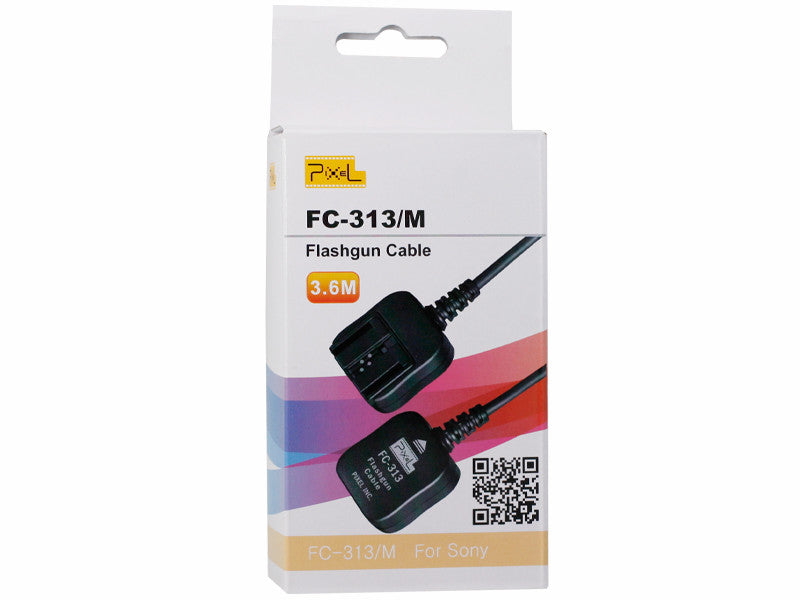 Pixel FC-313 Flash Cable for Sony