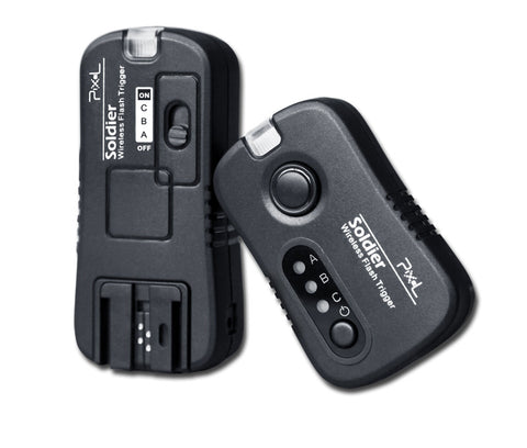 Pixel Soldier Wireless Shutter Flash Remote Control for Nikon