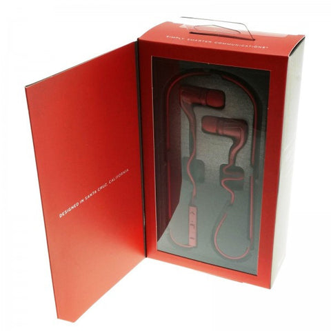 Plantronics BackBeat GO 2 Wireless Headset Limited Edition (Red)
