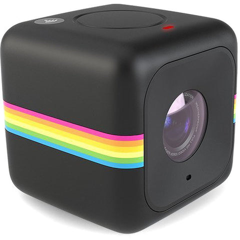 Polaroid Cube+ Black Lifestyle Action Camera
