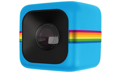 Polaroid Cube Fun Blue CPO01-POLC3BL HD Action Camera