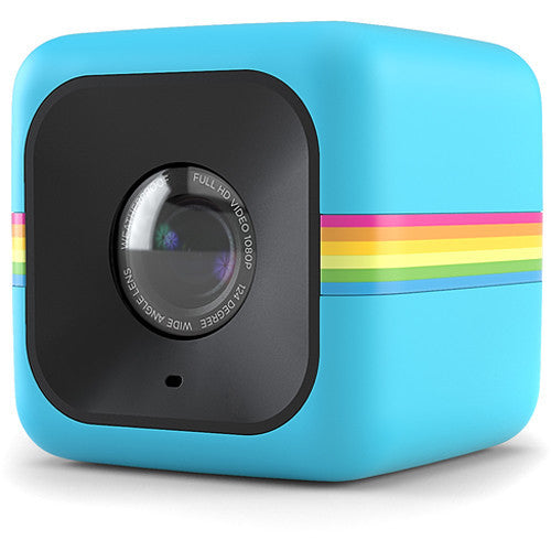 Polaroid Cube+ Blue Lifestyle Action Camera