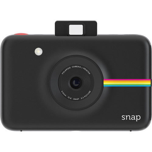 Polaroid Snap Black Instant Digital Camera