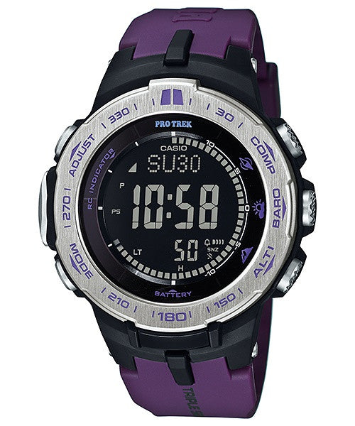 Casio Protrek Digital PRW-3100-6DR Watch (New with Tags)