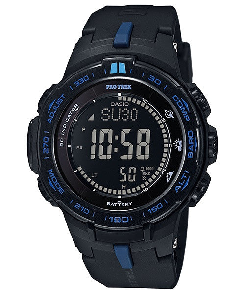 Casio Protrek Tough Solar Digital PRW-3100Y-1DR Watch (New with Tags)