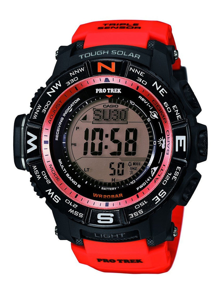 Casio Protrek Digital PRW-3500Y-4DR Watch (New with Tags)