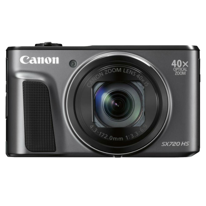 Canon PowerShot SX720 HS Black Digital Camera