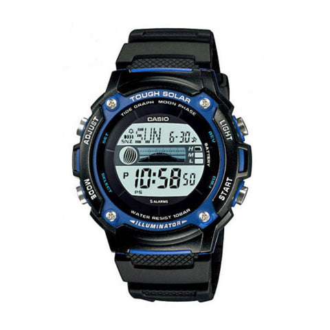 Casio Tough Solar W-S210H-1A Watch (New with Tags)