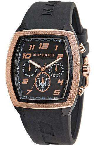 Maserati Passione Quartz Analog R8851104023 Watch (New with Tags)