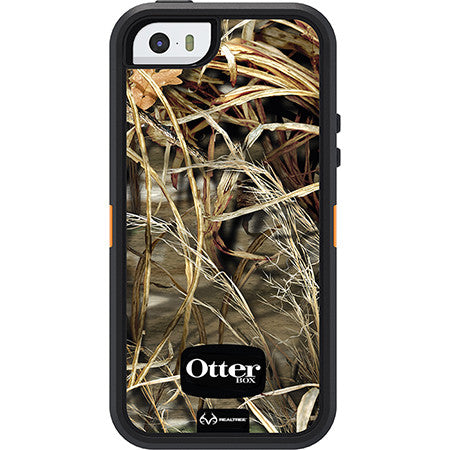 OtterBox Defender Series for IPhone 5S RealTree Case Max 4 HD Blazed