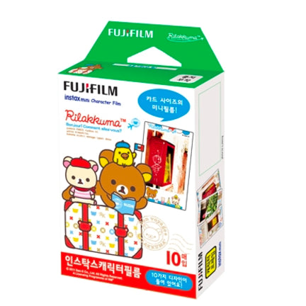 Fuji Mini Film (Rilakkuma) Photo Paper