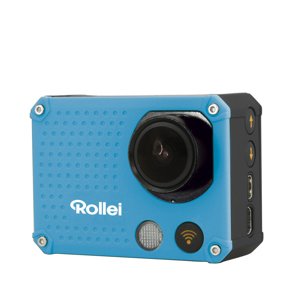 Rollei 420 Blue Action Camera