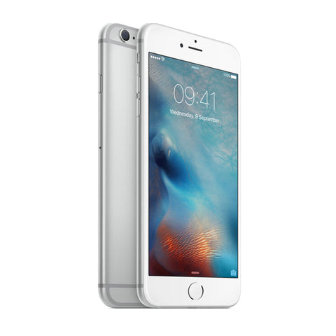 Apple iPhone 6 Plus 16GB 4G LTE Silver Unlocked (Refurbished - Grade A)