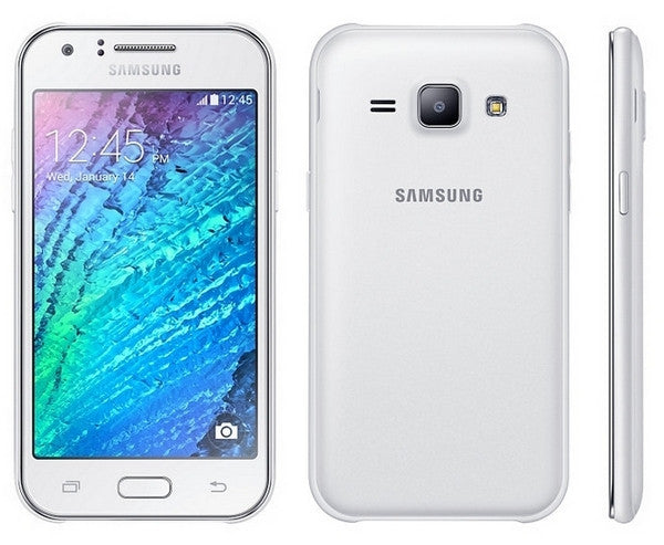 Samsung Galaxy J1 Ace Duos 4GB 3G White (SM-J110H/DS) Unlocked