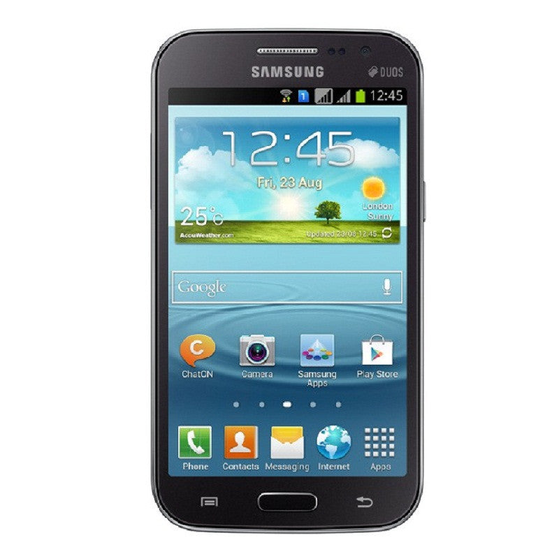 Samsung Galaxy Win Duos 8GB 3G Gray (GT-I8552) Unlocked