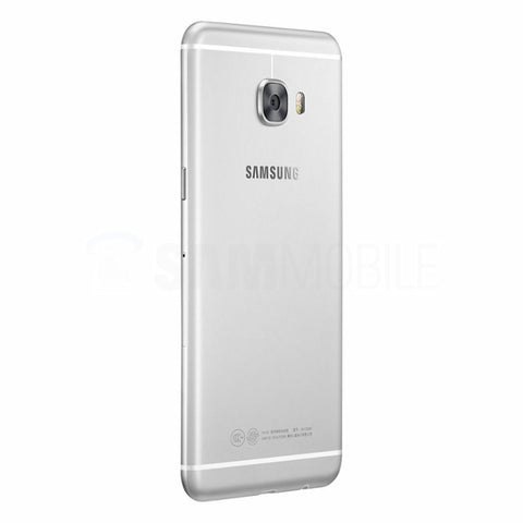 Samsung Galaxy C5 Dual 32GB 4G LTE (SM-C5000) Silver Unlocked (CN Version)
