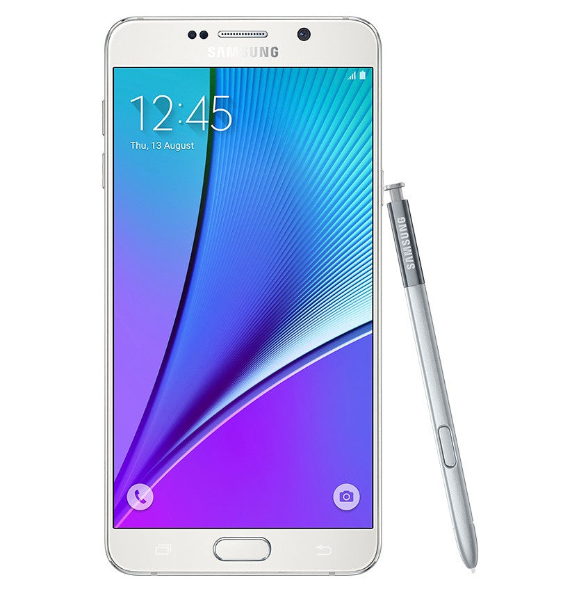 Samsung Galaxy Note 5 64GB 4G LTE White Pearl (SM-N920C) Unlocked