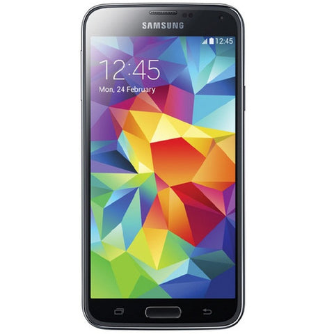 Samsung Galaxy S5 16GB 4G LTE Charcoal Black (SM-G900F) Unlocked