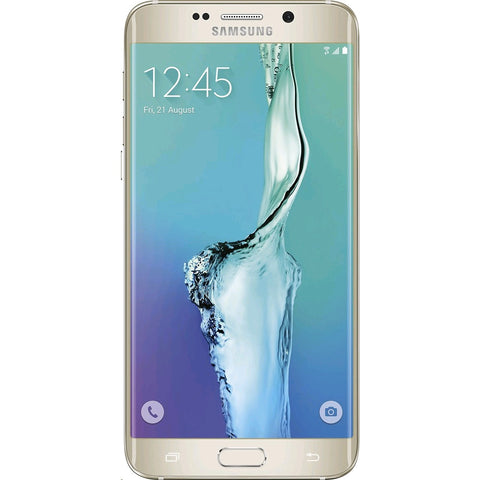 Samsung Galaxy S6 Edge+ 64GB 4G LTE Gold Platinum (SM-G928I) Unlocked
