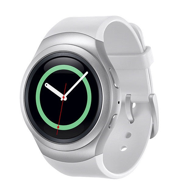 Samsung Gear S2 R720 Sport Smart Watch (Silver)