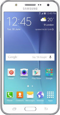 Samsung Galaxy J7 Duos 16GB 3G White (SM-J700H/DS) Unlocked