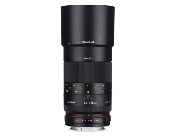 Samyang 100mm f/2.8 Macro for Olympus