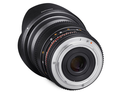Samyang 16mm T2.2 VDSLR II For Nikon