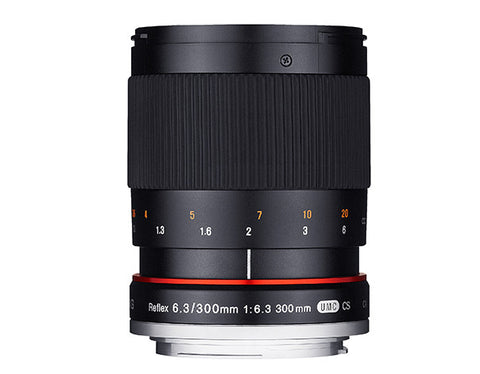 Samyang 300mm f/6.3 Mirror Lens for Canon EOS M