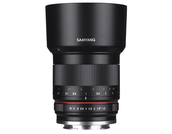 Samyang 50mm f/1.2 AS UMC CS Lens (Fuji X)