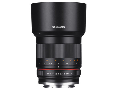 Samyang 50mm f/1.2 AS UMC CS Lens (Canon)
