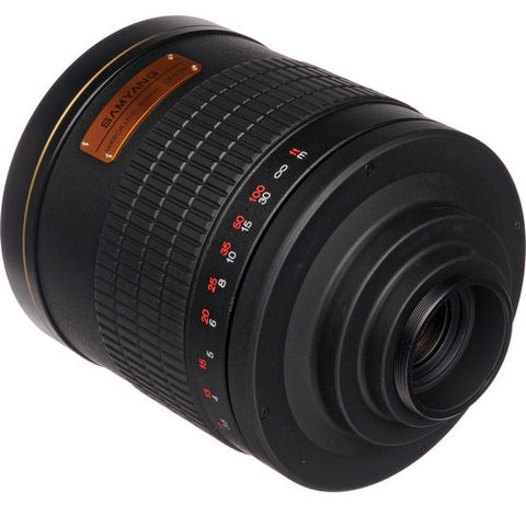 Samyang 800mm f/8 T-Mount Adapter (Sony Nex)