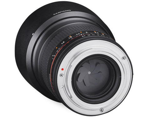 Samyang 85mm f/1.4 for Sony Nex