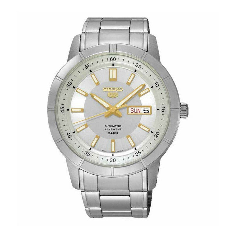 Seiko 5 Automatic SNKN53 Watch (New with Tags)