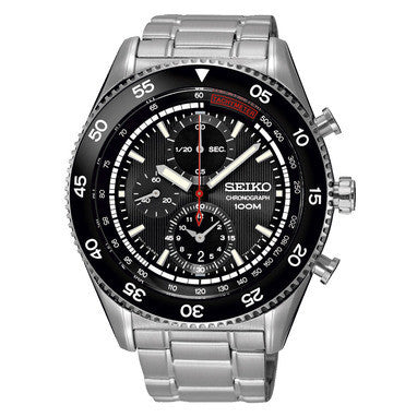 Seiko Chronograph SNDG57 Watch (New with Tags)