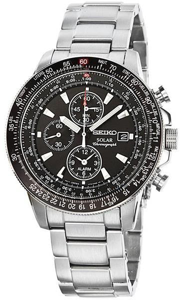 Seiko Flightmaster SSC009 Watch (New with Tags)