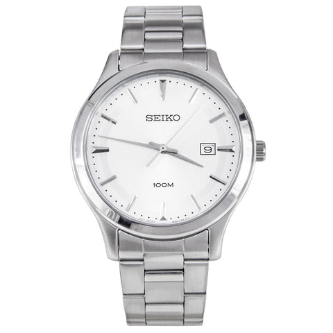 Seiko Classic Quartz SUR047 Watch (New With Tags)
